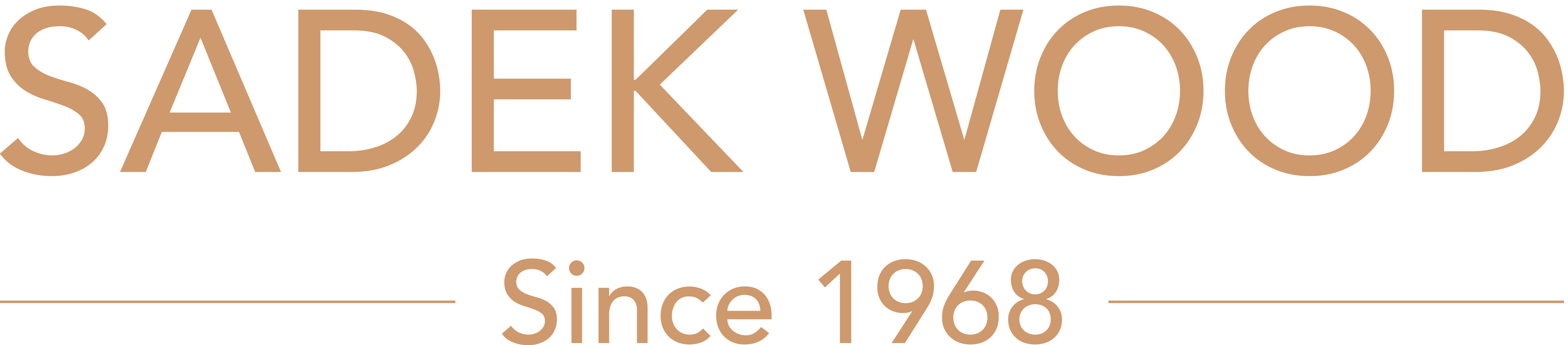 Sadek Wood Logo